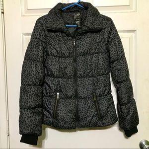 Full Tilt Animal Print Jacket